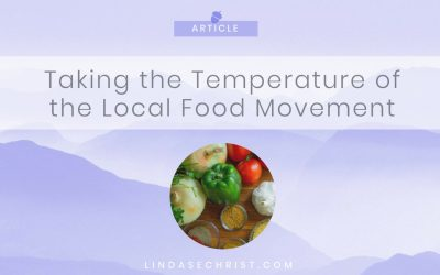 Taking the Temperature of the Local Food Movement